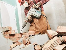 Demolition/strip-outs
