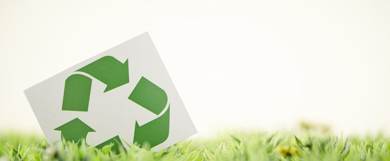 Compost recyclables and rubbish