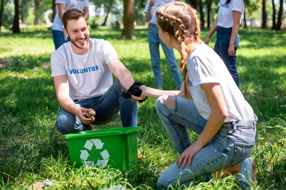Rubbish removal and recycling
