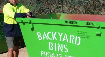 Why choose Backyard Bins?