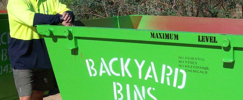 Why choose Backyard Bins?