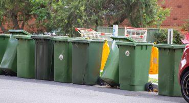 wa bin and waste laws bins on street
