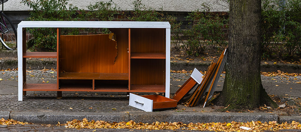 furniture on street removal