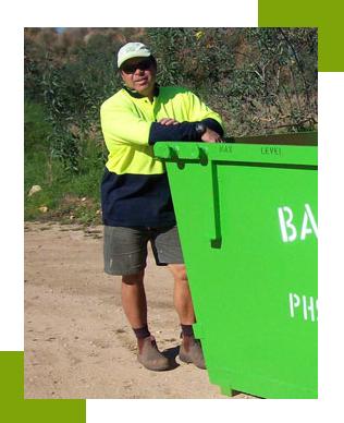 rubbish remove service