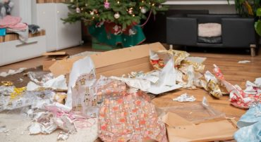 christmas guide to cleaning up
