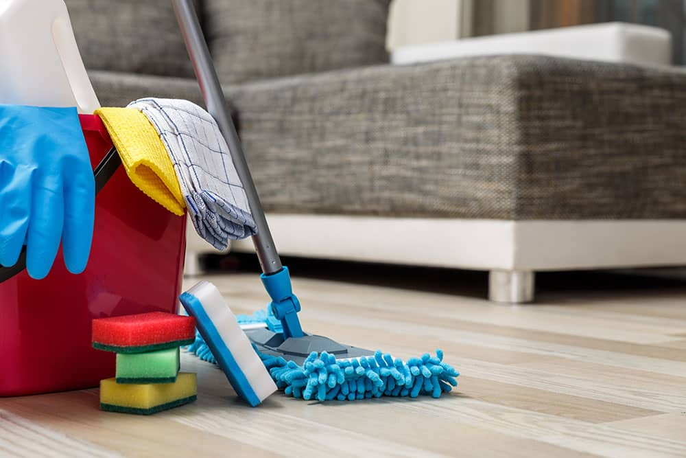 cleaning products perth